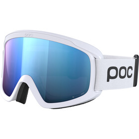 POC Opsin Clarity Comp Goggles hydrogen white/spektris blue